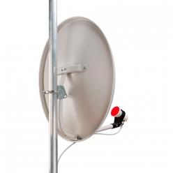 WiFi облучатель 5-7 ГГц параболического рефлектора KIR-6050