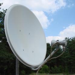 WiFi MIMO облучатель 5-6 ГГц KIR-5800DP для спутниковой тарелки