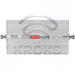Репитер GSM1800 KROKS RK1800-70M-F с ручной регулировкой уровня