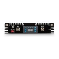 Трехдиапазонный репитер GSM900/1800 и 3G KROKS RK900/1800/2100-80M
