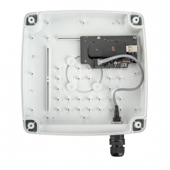 Роутер Kroks Rt-Ubx sH с USB модемом Huawei E3372, встроенный в антенну