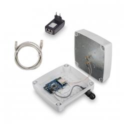 Роутер Kroks Rt-Ubx eQ с mini-PCI модемом Quectel EC25-E, встроенный в антенну