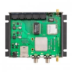 Роутер Kroks Rt-Cse DS mQ-EC с двумя SIM-картами, со встроенным SMD модемом Quectel EC25-EC