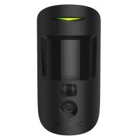 Датчик движения Ajax MotionCam с фотокамерой (Black)