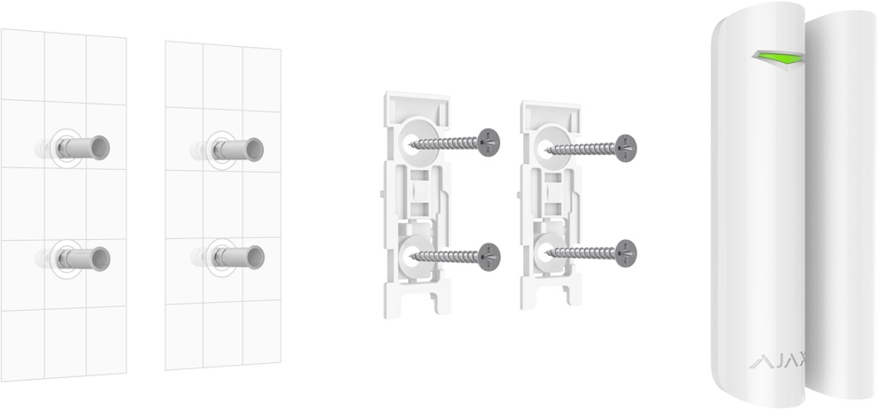 Датчик открытия DoorProtect для умного дома