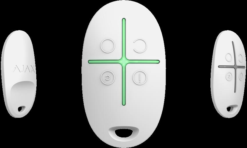 Карманный брелок SpaceControl (White)