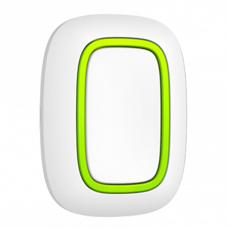 Беспроводная тревожная кнопка Ajax Button (White)