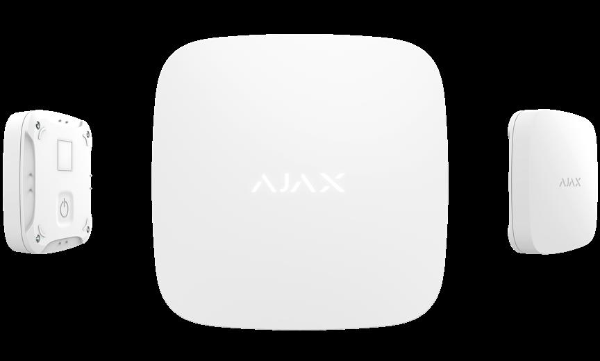 Датчик протечки Ajax LeaksProtect (White)