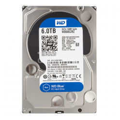 "Жесткий диск WD Blue WD60EZRZ, 6ТБ, HDD, SATA III, 3.5"""