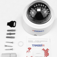 IP-камера TRASSIR TR-D2D2 (2.8 мм) 2 Мп