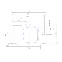 Роутер Kroks Rt-Brd-e для установки в гермобокс с поддержкой mPCI модемов
