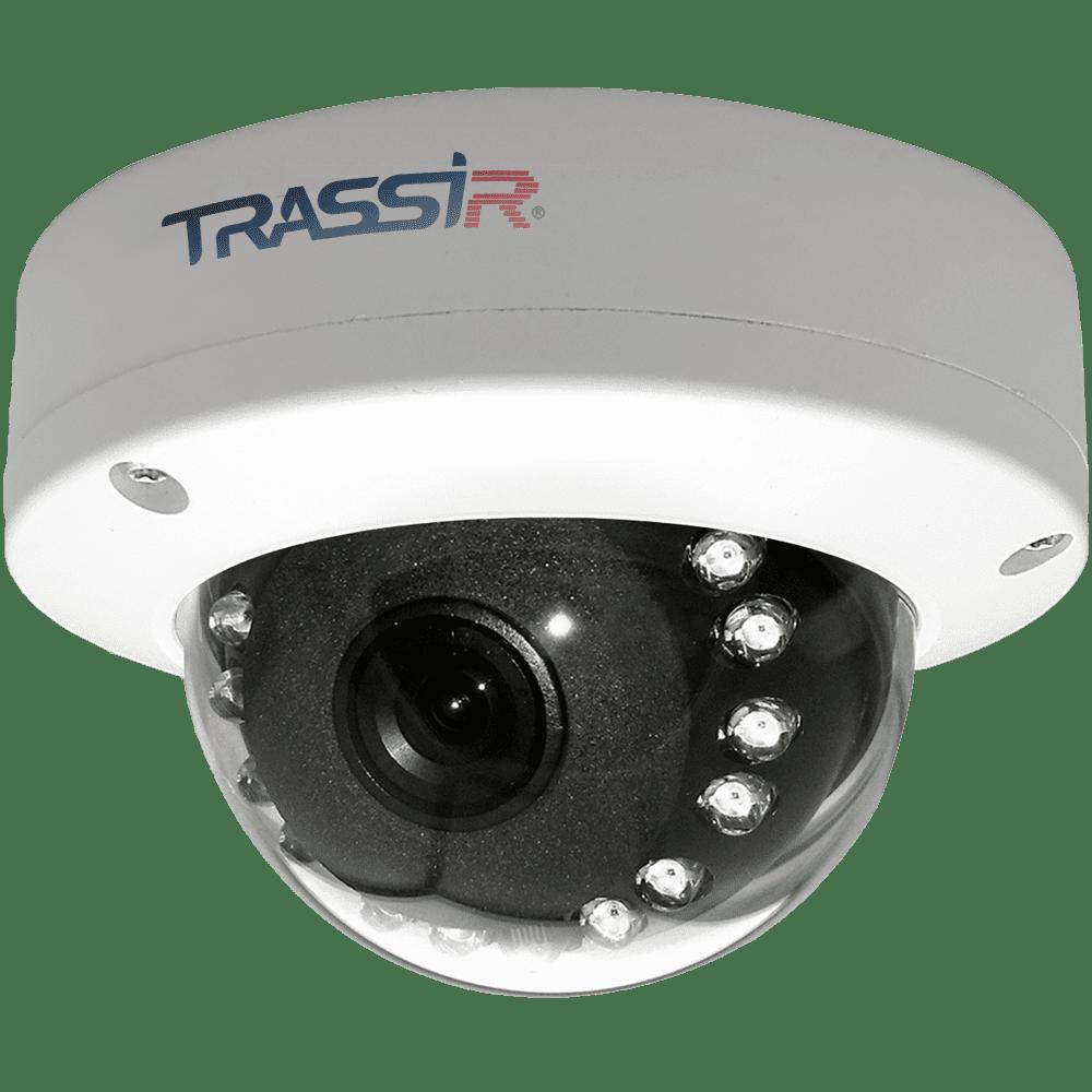 IP-камера TRASSIR TR-D4D5 (2.8 мм) 4 Мп